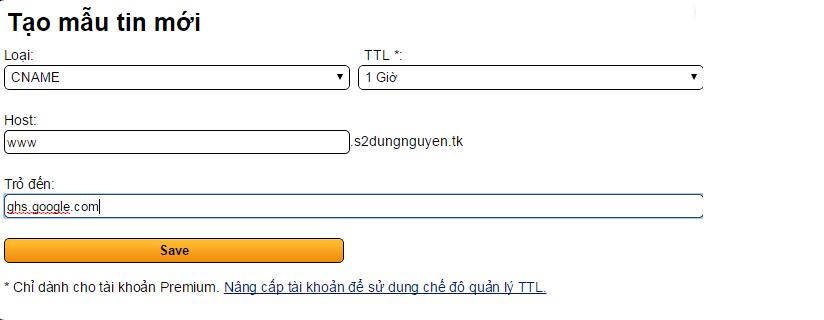 Thay đổi DNS cho blogspot vĩnh viễn không bị nhà mạng chặn 6
