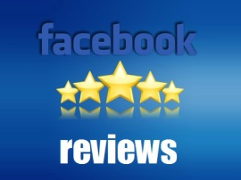 tạo đánh giá 5 sao đơn giản trên facebook