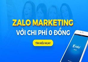 Khóa học bán hàng online Zalo marketing - chi phí 0 Đồng 1