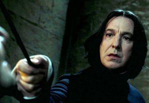Snape là Hoàng Tử Lai