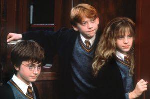 Bạn thân của Harry Potter