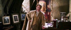 Gilderoy Lockhart được nhiều nữ phù thủy yêu thích
