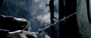 Cây đũa phép cơm nguội trong Harry Potter