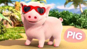 con lợn dưới góc nhìn nhân tướng học
