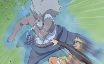 Trận chiến giữa Naruto với Raikage ( Đệ Tam) 4