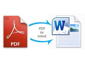 Công cụ chuyển đổi file PDF sang Word online tốt nhất 3