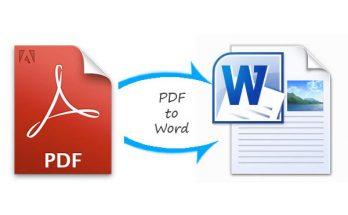 Công cụ chuyển đổi file PDF sang Word online tốt nhất 5