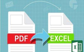 Công cụ chuyển file PDF sang Excel cực nhanh,cực hay 3