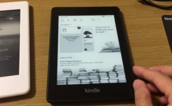 Kindle Paperwhite 2019
