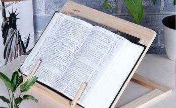 giá gỗ để sách