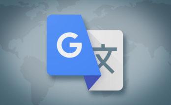 ứng dụng google dịch 2019