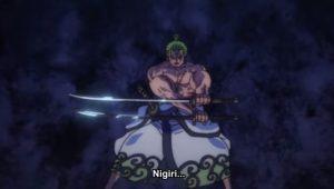 zoro sử dụng nhị kiếm