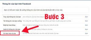 Hướng dẫn cách xóa tài khoản facebook, xóa vĩnh viễn 2