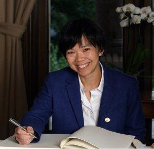 Nhà thiên văn Jane Lưu