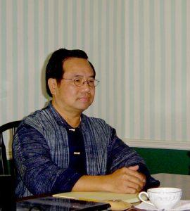 GS.TS.Nguyễn Thuyết Phong