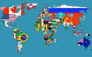 sự thống nhất loài người và hình thành các quốc gia trên thế giới