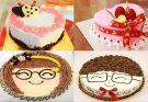 khóa học 20 cách làm món bánh sinh nhật hiện đại