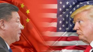 Cuộc chiến giữa Mỹ và Trung Hoa