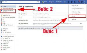 Hướng dẫn cách xóa tài khoản facebook, xóa vĩnh viễn 1