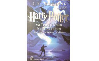 Sách Harry Potter Và Tên Tù Nhân Ngục AZKABAN ( Tập 3)- Chú Sirius Black