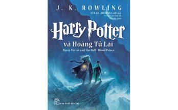 Sách Harry Potter và Hoàng Tử Lai ( Tập 6)
