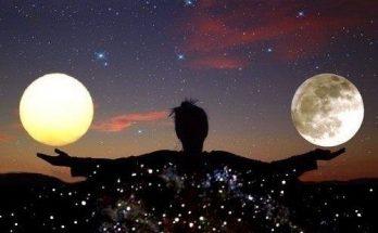 Bộ Bài Tarot Về Mặt Trời Và Mặt Trăng