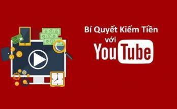 Youtube Marketing - Hướng Dẫn Từ Kiếm Tiền Youtube A Đến Z