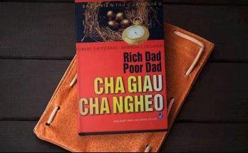 Sách Cha Giàu Cha Nghèo
