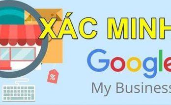 Xác Minh Google Map